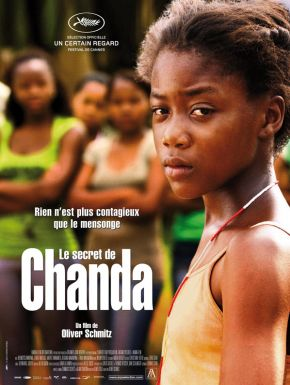 DVD le secret de Chanda