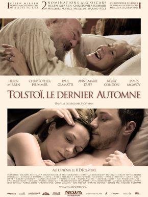 DVD Tolstoi, le dernier automne