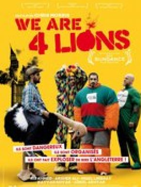 Sortie DVD We are 4 lions