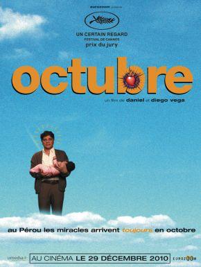 DVD Octubre
