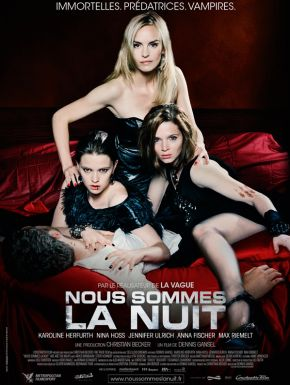 DVD Nous Sommes La Nuit
