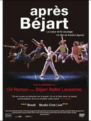 DVD Après Bejart