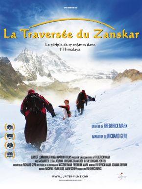 Jaquette dvd La Traversée Du Zanskar