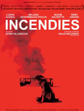 Sortie DVD Incendies