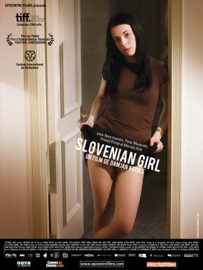 sortie dvd  Slovenian Girl