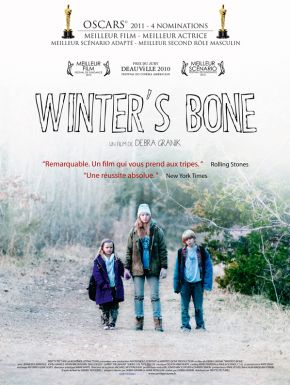 Winter's bone DVD et Blu-Ray