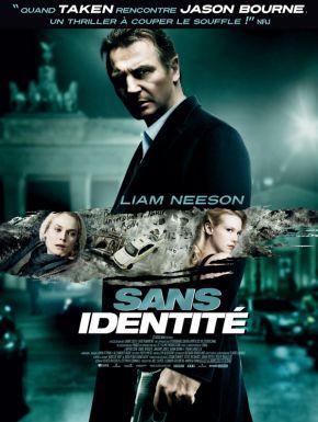 Sans Identité DVD et Blu-Ray