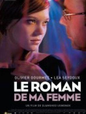 DVD Le roman de ma femme