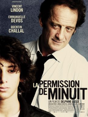 sortie dvd	  La permission de minuit