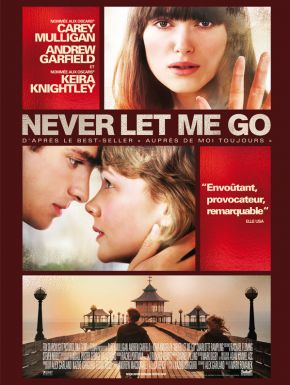DVD Never let me go
