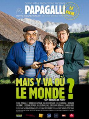 DVD Mais Y Va Ou Le Monde