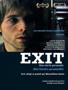 Exit une histoire personnelle DVD et Blu-Ray