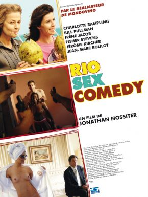 Sortie DVD Rio Sex Comedy