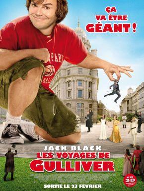 Les voyages de Gulliver DVD et Blu-Ray