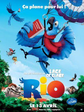 sortie dvd  Rio