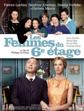 Les Femmes Du 6e étage DVD et Blu-Ray