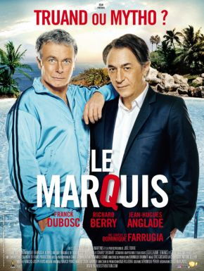 Le marquis DVD et Blu-Ray