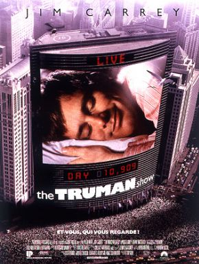 The Truman Show DVD et Blu-Ray