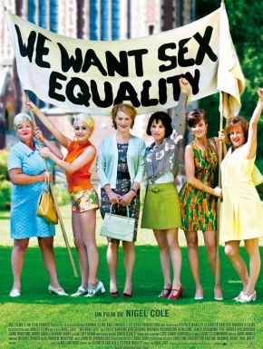 DVD We want sex equality