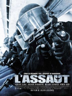 DVD L'assaut