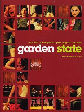 Jaquette dvd Garden State