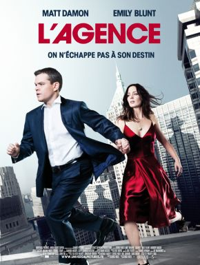 Jaquette dvd L'agence