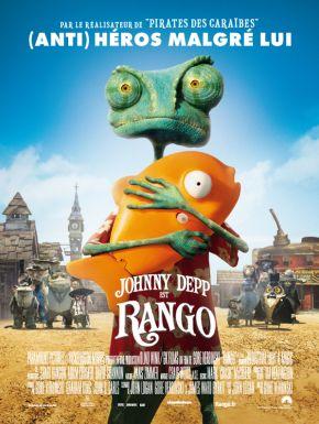 sortie dvd  Rango