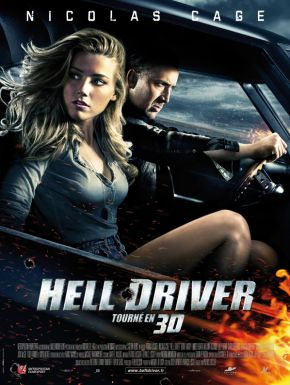Sortie DVD Hell Driver