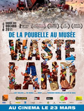 Jaquette dvd Waste Land
