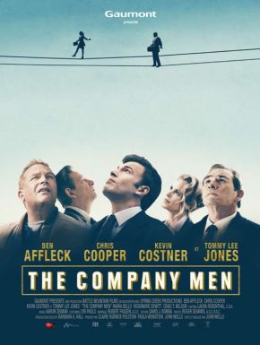 DVD The company Men
