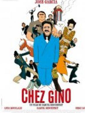 Jaquette dvd Chez Gino