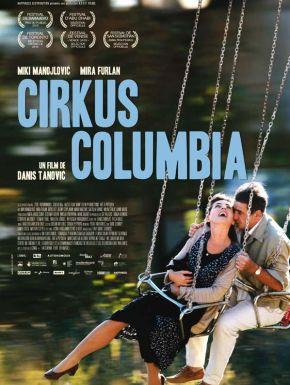 DVD Cirkus Columbia
