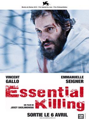Sortie DVD Essential Killing