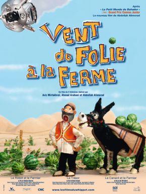 DVD Vent De Folie à La Ferme