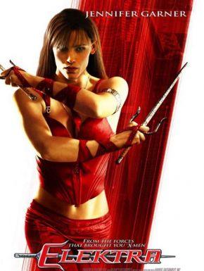 Jaquette dvd Elektra
