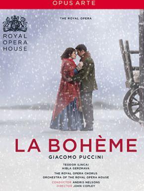 DVD La Bohème