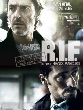 Sortie DVD R.I.F. (Recherches Dans L'Intérêt Des Familles)