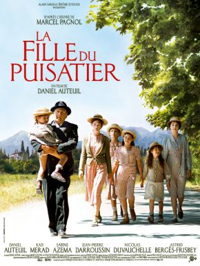 Jaquette dvd La Fille Du Puisatier