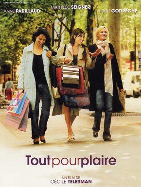 Jaquette dvd Tout Pour Plaire