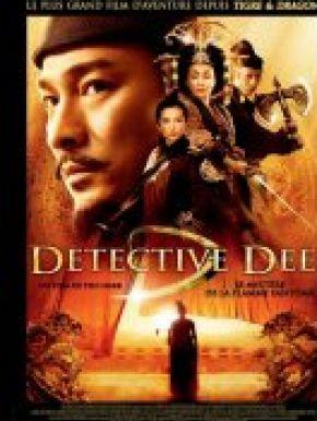 Sortie DVD Détective Dee le mystère de la flamme fantôme