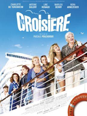 Jaquette dvd La Croisière