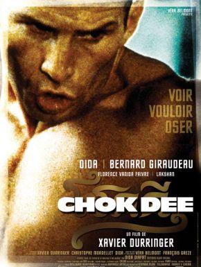 Sortie DVD Chok Dee