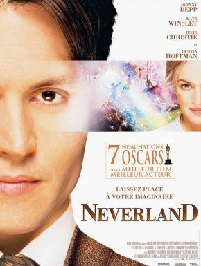 Jaquette dvd Neverland
