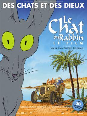sortie dvd  Le Chat du rabbin