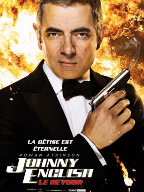 Sortie DVD Johnny English -  Le Retour