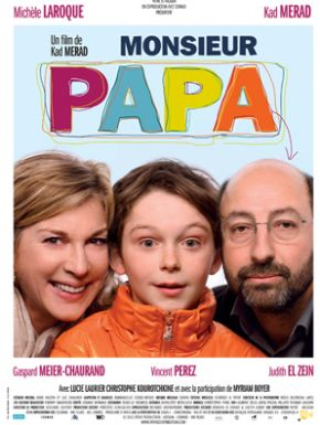 DVD Monsieur Papa