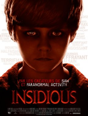 Jaquette dvd Insidious