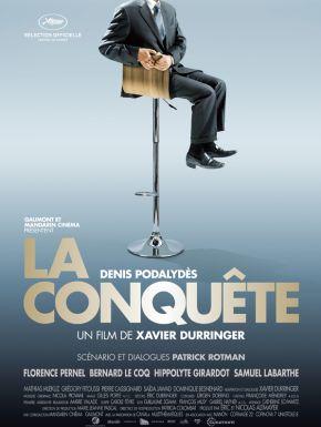 La Conquête DVD et Blu-Ray
