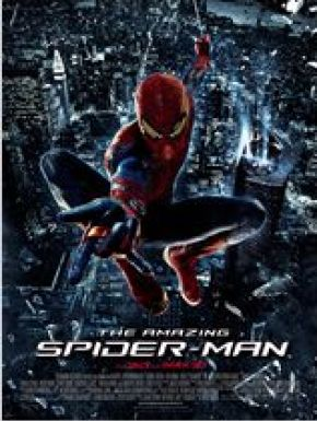 DVD The Amazing Spider-Man