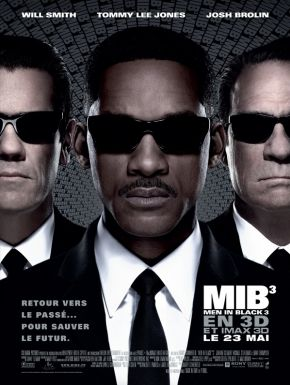 Sortie DVD Men In Black 3